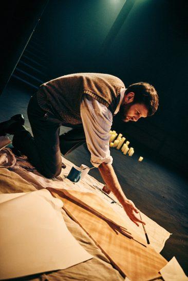 Cavaradossi, Act 1 Tosca, Opera Project 2017