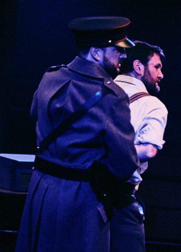 Cavaradossi, Act 2 Tosca, Opera Project 2017